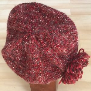 Multicolored Nordstrom knitted hat